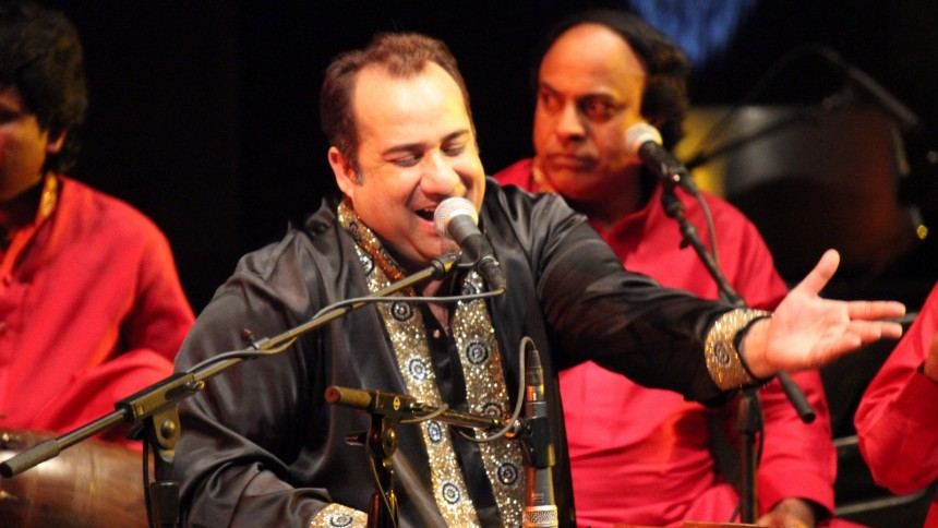 Pakistansk sufimester giver historisk koncert