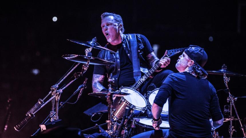 "Metallica modtager ""musikkens Nobelpris"""