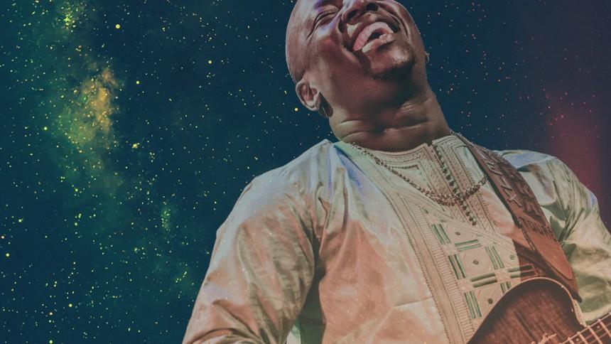 Når afrikansk musik koger