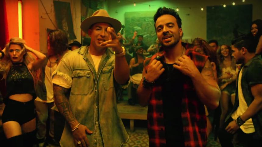 Her er de mest sete musikvideoer i 2017