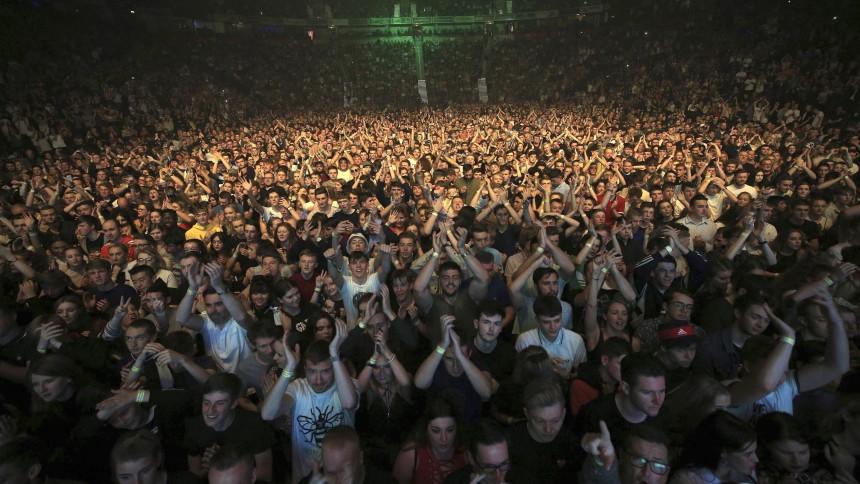 Du skal ikke være bange for at gå til koncert