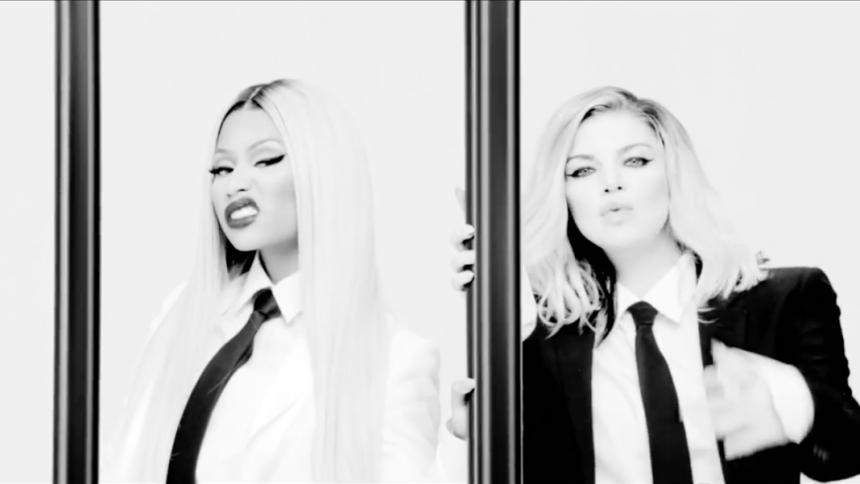 Fergies og Nicki Minajs stilfulde nye video ude nu