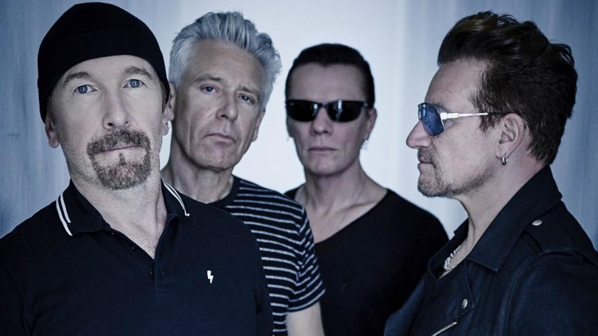 U2 til Danmark i 2018