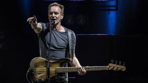 Sting, Royal Arena, 24-09-2017