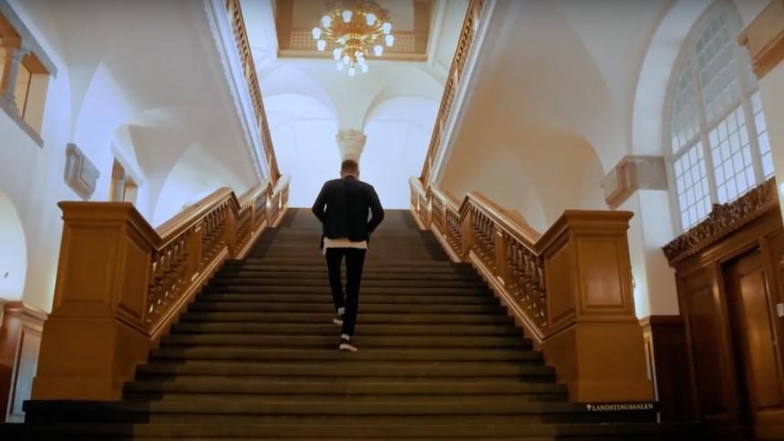 Christiansborg får musikalsk huskunstner
