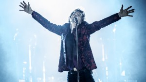 The Rolling Stones, Parken, 3.10.2017