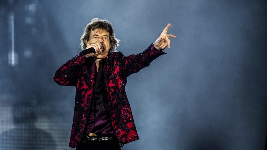Lyt: Rolling Stones udgiver nummer med Jimmy Page fra Led Zeppelin