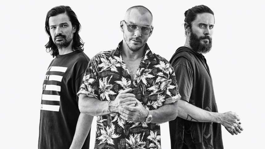 Thirty Seconds to Mars - FÅ BILLETTER