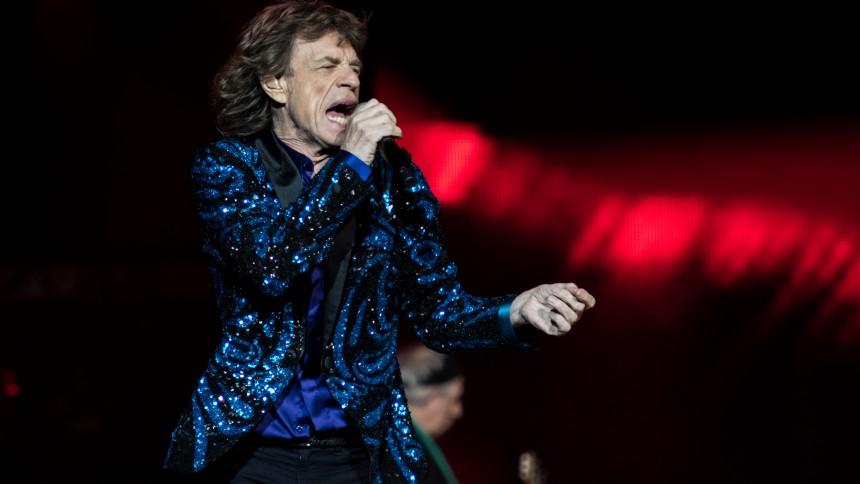 Er The Rolling Stones på vej i studiet?