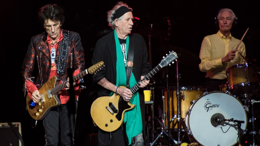 The Rolling Stones annoncerer ny turné