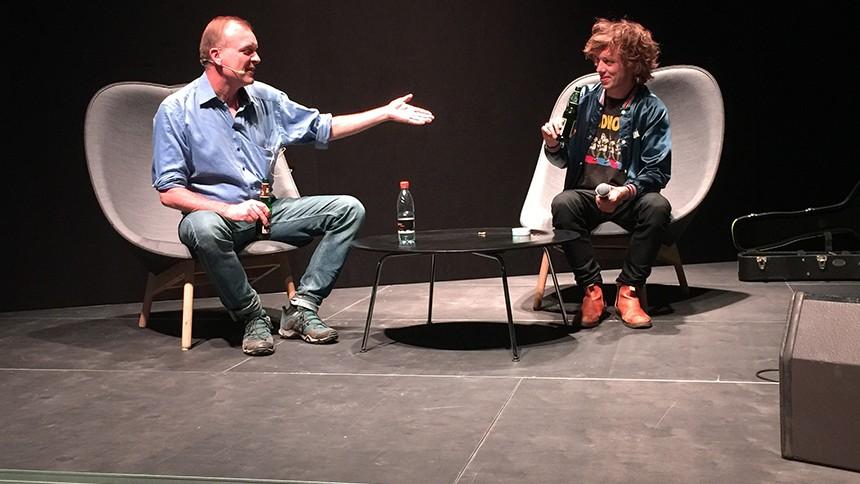 Carl Emil Petersen til GAFFA Sessions: – Den største udfordring var, at mit gamle band bestod af gode venner