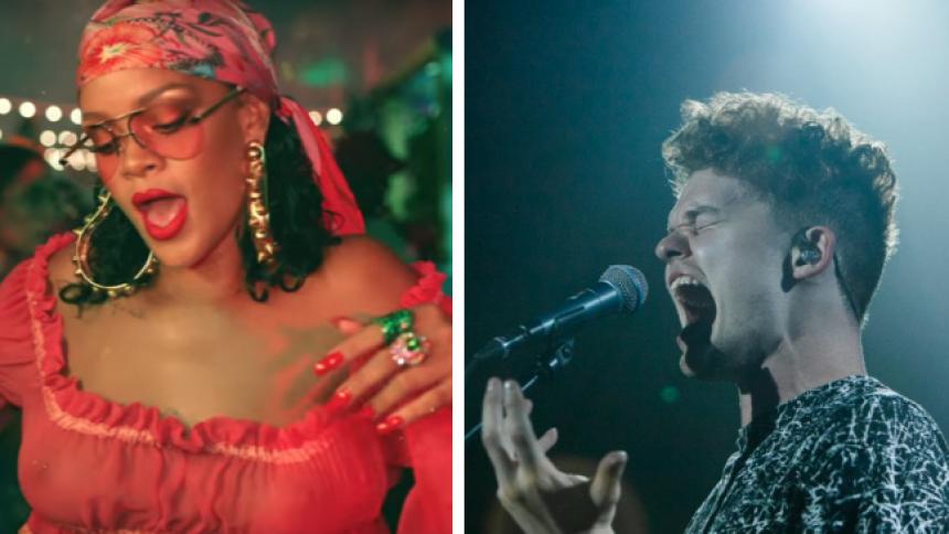 Fik du hørt det aggressive Rihanna-cover?
