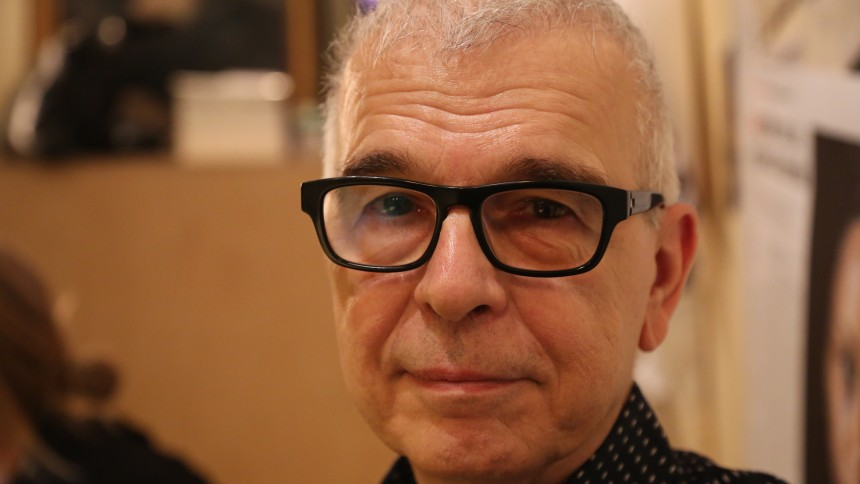 Audiens med en legende – Bowie-producer, Tony Visconti
