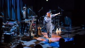 Annika Aakjær Musikhuset Aarhus 031117