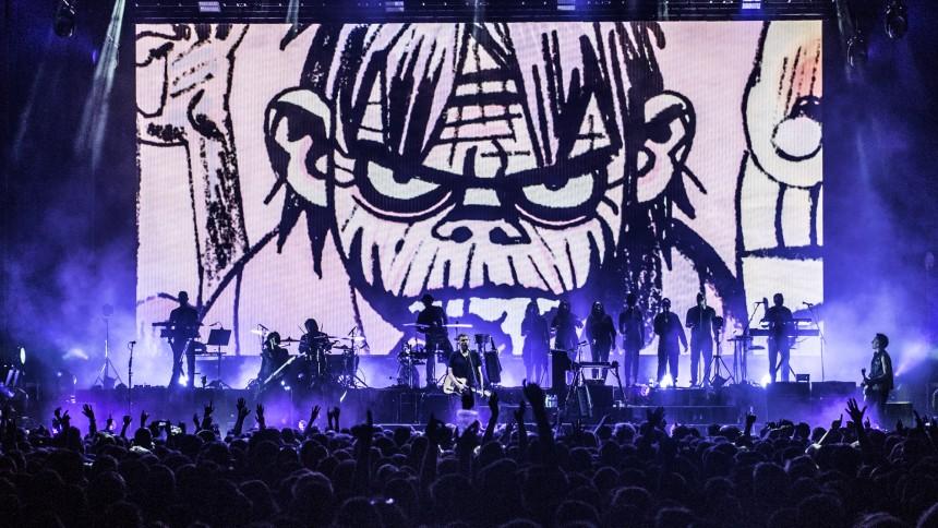 Gorillaz annoncerer nyt album –med masser af gæstestjerner