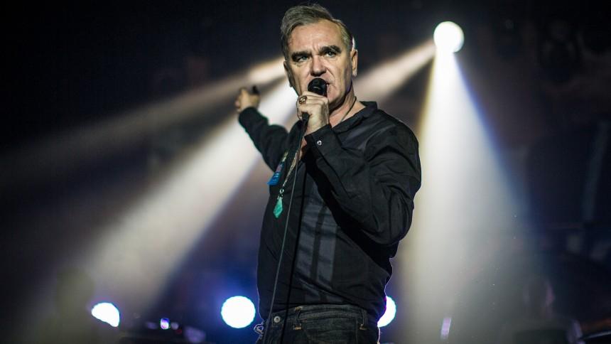"""Morrissey i modvind: """"Alle musikere har haft sex med mindreårige"""""""