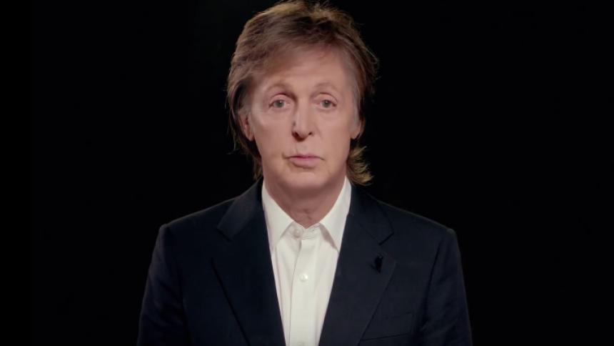 Fin lille hidtil uudgivet intimkoncert med McCartney