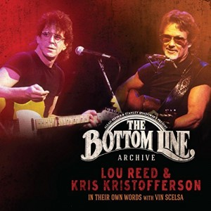 Lou Reed & Kris Kristofferson: In Their Own Words with Vin Scelsa