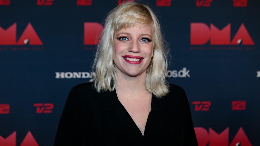 Galleri: Se stjernerne på den røde løber til Danish Music Awards