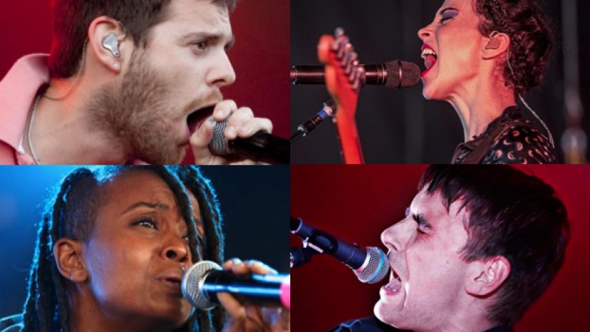 Ti navne, vi gerne vil høre på Roskilde Festival