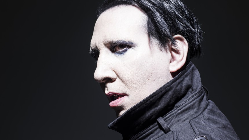GULD FRA GEMMERNE: Da GAFFA mødte Marilyn Manson