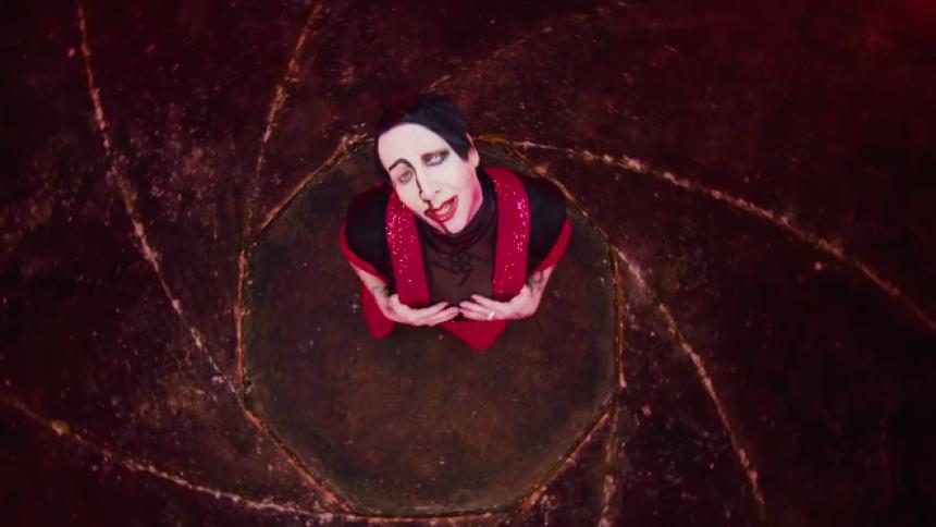 Vil du dræbe for Marilyn Manson?