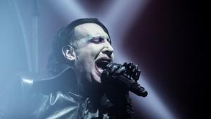 Marilyn Manson, Kulturværftet, Helsingør
