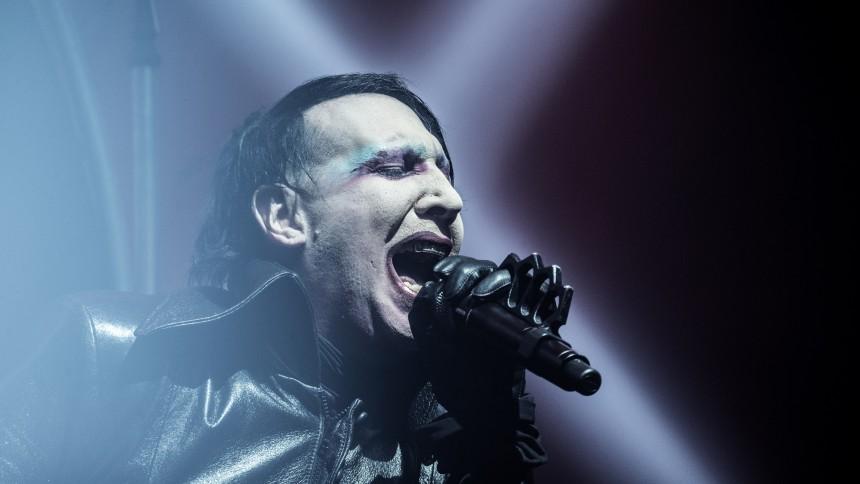 Politiet undersøger anklager mod Marilyn Manson