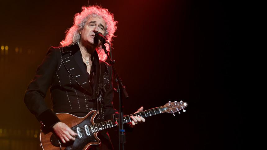 Brian May ønsker et nyt Live Aid –med fokus på klimaet