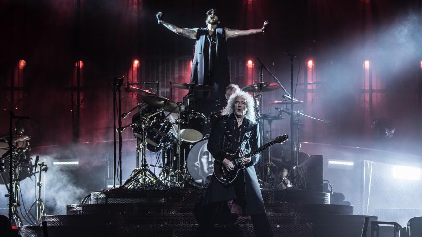 Queen + Adam Lambert bekræfter tid og sted for dansk koncert