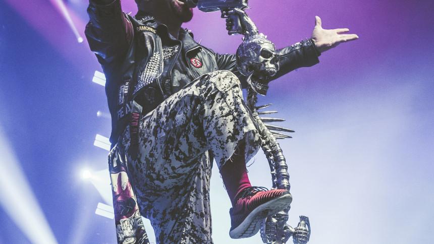 Five Finger Death Punch + Special Guest: Megadeth - FÅ BILLETTER