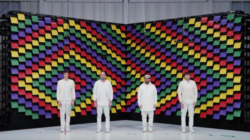 Endnu en vanvittig musikvideo fra OK Go