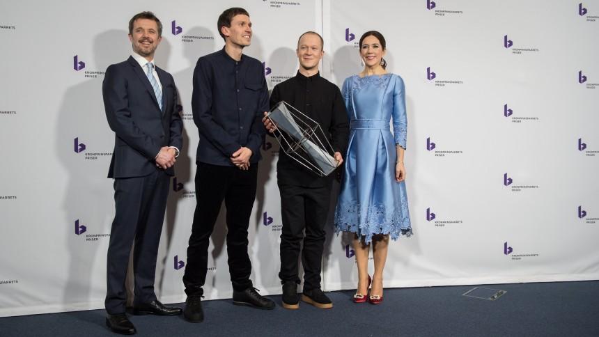 Den Sorte Skole modtager Kronprinsparrets Kulturpris