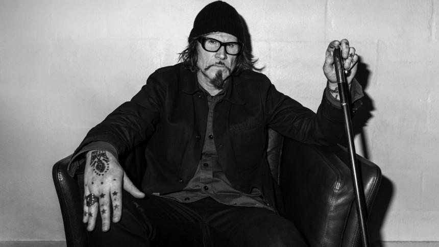 Mark Lanegan med nyt album og dansk koncert
