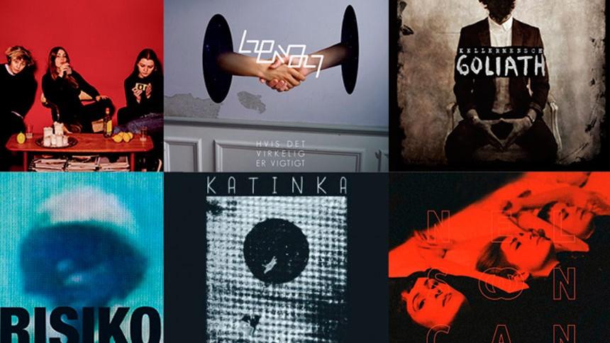 Redaktionen kårer årets 10 danske album