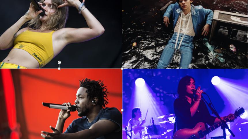 Redaktionen kårer årets internationale sange – nummer 10-1