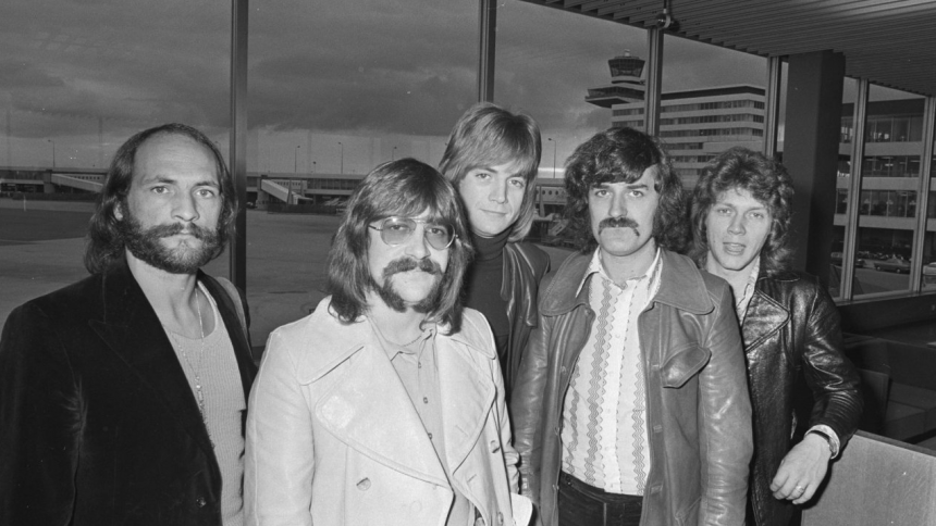 The Moody Blues-medlem død – skulle optages i Rock and Roll Hall of Fame