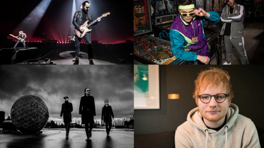 Her er årets mest solgte vinylplader i Danmark