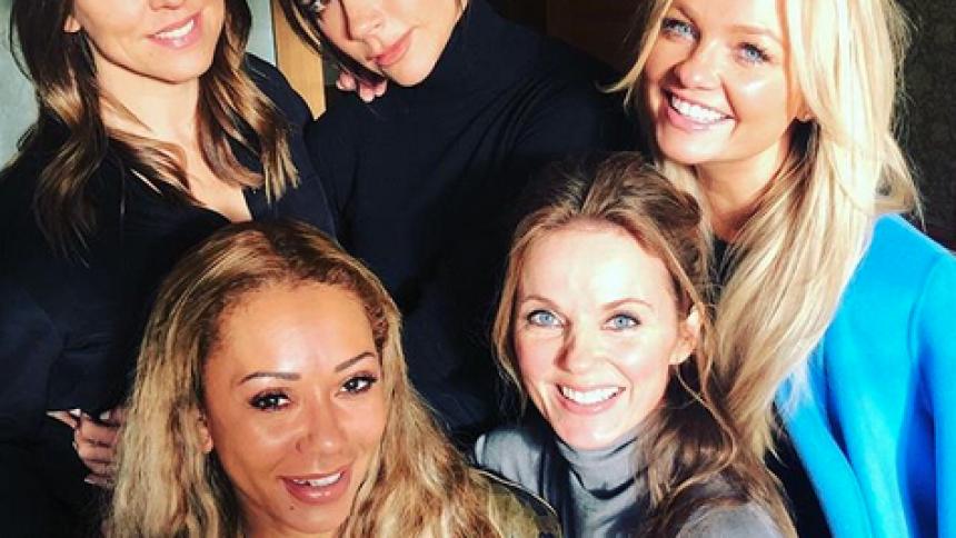 Spice Girls-turné i 2019 bekræftet