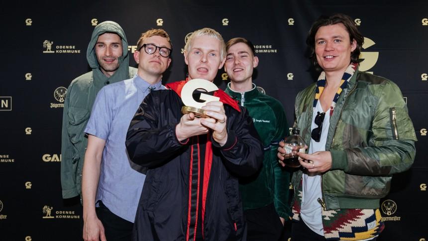 GAFFA-Pris-vinderne The Minds of 99: – Rock er mildest talt i krise