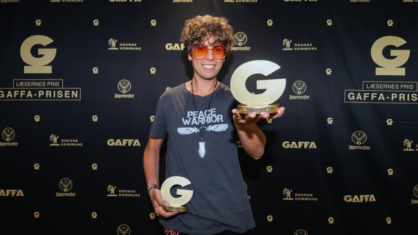 Dobbelt GAFFA-prisvinder Mads Langer: – Folkets stemme er vigtig