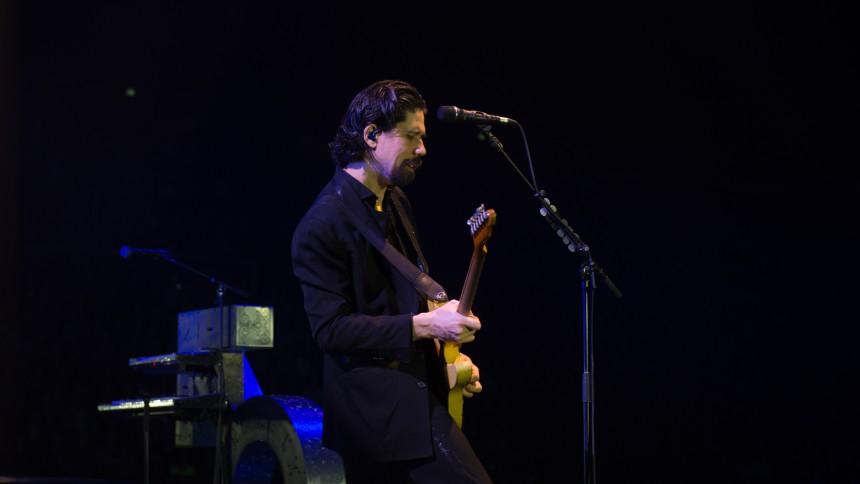 The Killers kørte den sikkert hjem – på rutinen