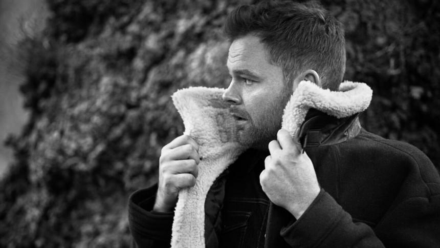 Patrick Dorgan drager på mini-turné med dugfrisk ep