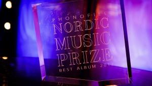 Nordic Music Prize-uddeling Oslo 010318