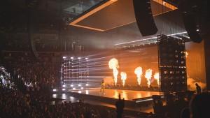 Kendrick Lamar live USA 2017