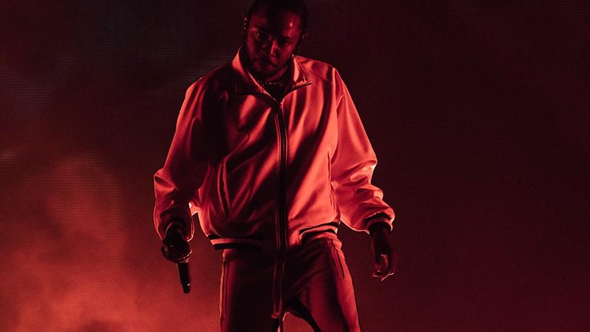 Kendrick Lamar vinder en Pulitzer Prize for DAMN.