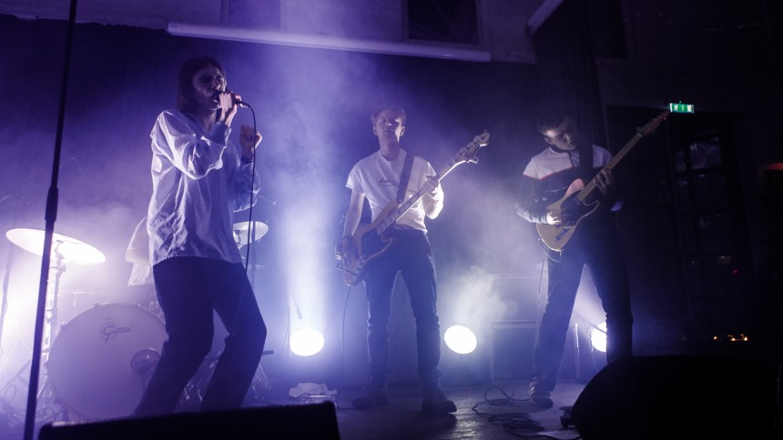 Barselona ude med ny single