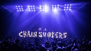 the chainsmokers, Royal Arena 10-3-2018