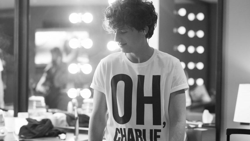 Charlie Puth holder ikke helt, hvad han lover