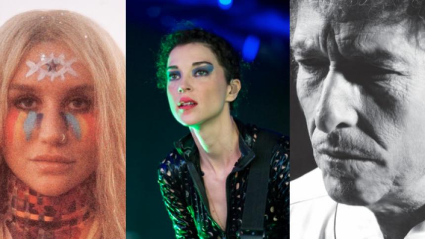 Bob Dylan, Kesha med flere skaber LGBTQ-kærlighedsalbum